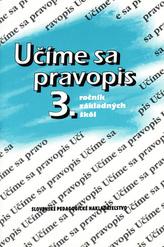 Učíme sa pravopis 3. ročník základných škôl