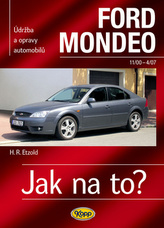 Ford Mondeo od11/00 do 4/07