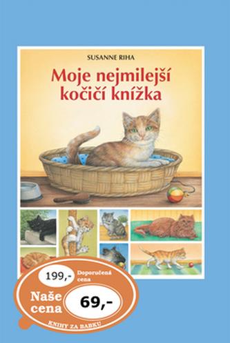 Moje nejmilejší kočičí knížka