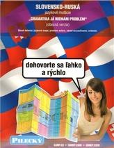 Jazyková mapa: slovensko-ruská - obecná