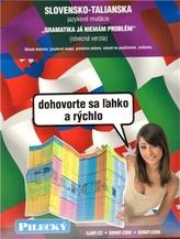 Jazyková mapa: slovensko-talianska - obecná
